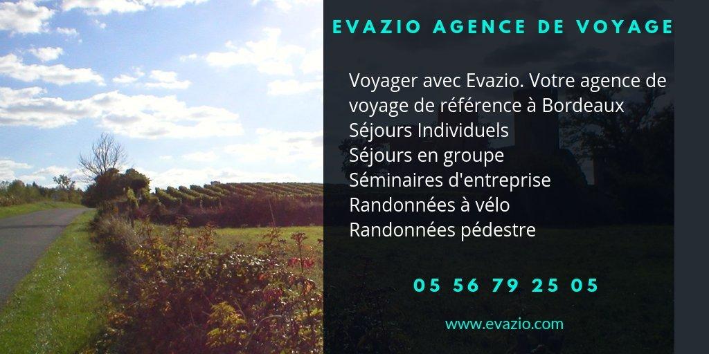 Evazio : Voyages et randonnées à vélo